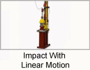 Impact With Linear Motion