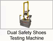 Dual Safety Shoes Testing Machine Picture