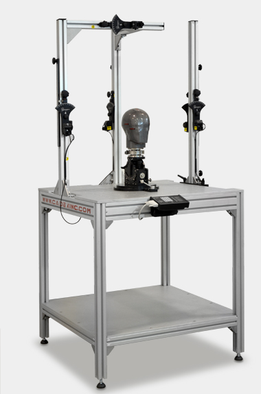 image helmet testing machine accessories laser table